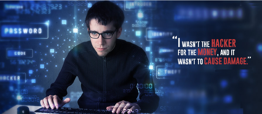 a man learn ethical hacking